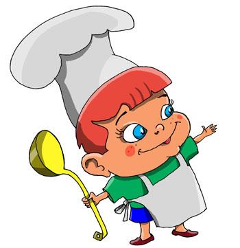 картинка для детского сада поваренок
